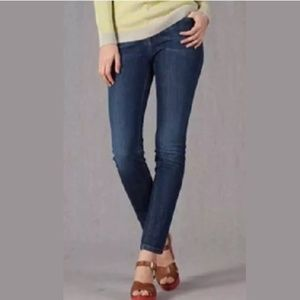 """Boden Jeans Skinny Ankle Mid Rise 31"""" Jeans Sz 8"""
